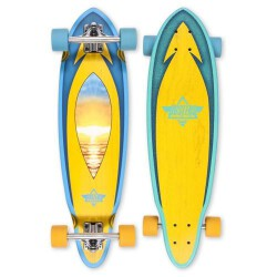 Лонгборд Dusters S6 Mini Fin Longboard Sunset 31 in 8,375