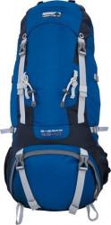 Рюкзак туристический High Peak Sherpa 65+10 blue