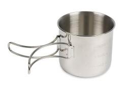 Кружка с шкалой объема Tatonka Handle Mug
