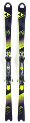 Горные лыжи Fischer RC4 WC SL Men Curv Booster (17-18)