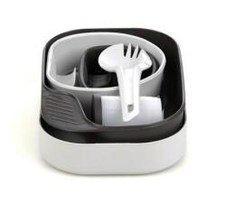 Набор туристической посуды Wildo Camp-A-Box Complete light grey