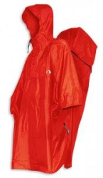 Плащ Tatonka Cape Men M red