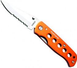 Нож складной AceCamp Folding Serrated Knife