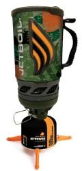 Комплект горелка с кастрюлей Jetboil Flash™ JetCam 1л
