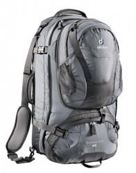 Рюкзак Deuter Traveller 55 + 10 SL grey/black