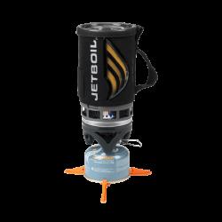 Комплект горелка с кастрюлей Jetboil Flash™ Carbon 1л