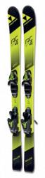 Горные лыжи Fischer RC4 RACE Jr SLR2 (17-18)